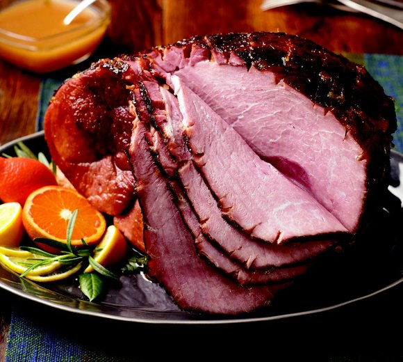 It's easy to fire up your feast with this Spiced Grilled Ham with Citrus Glaze recipe. A flavor powerhouse, ham ...