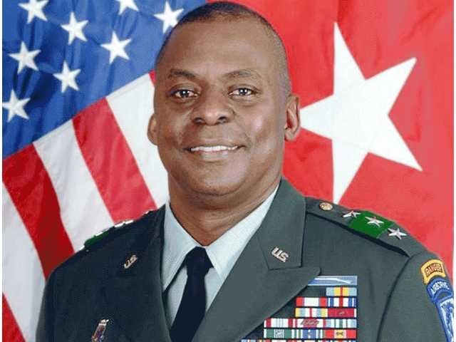 Lloyd Austin To Lead U.S. Central Command