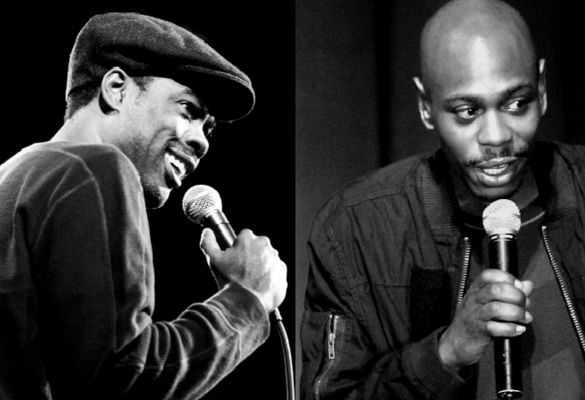 Comedian Chris Rock Talks About Going On Tour With Dave
