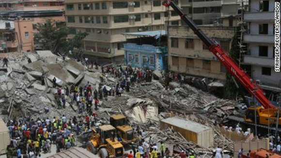 Rescuers planned to search for survivors under a mountain of concrete and twisted metal Friday night after a high-rise building ...