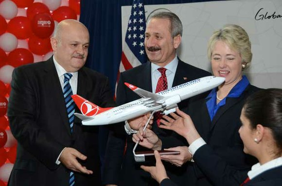 Turkish Airlines, one of the world's fastest growing airlines, is expanding its presence in the United States. Today marks the ...