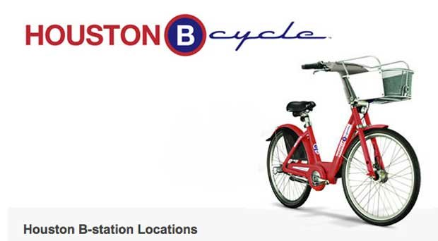 Houston Bike Share Program Expands Fleet To Include 21 Houston