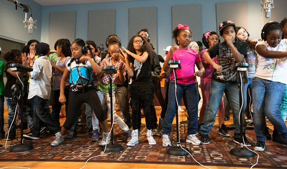 Music Doing Good in Schools presents One Stop Hip-Hop Shop, a student performance at The Hobby Center's Zilkha Hall on ...