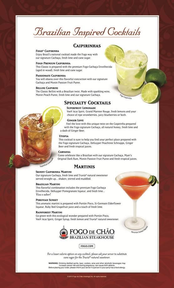 Houston Drinks And Food