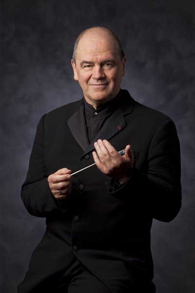 Opening his final month of concerts as Music Director of the Houston Symphony, Hans Graf will lead the orchestra and ...