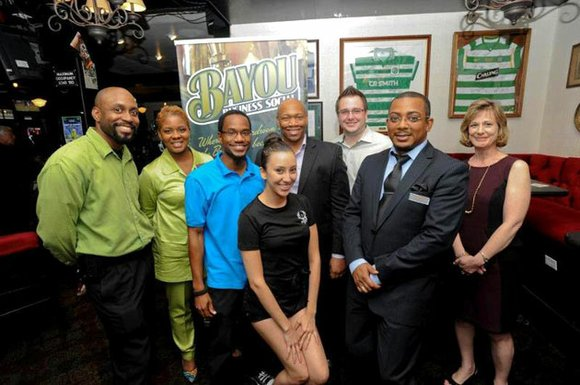 Houston professionals from various industries mingled last Thursday at the inaugural Bayou Business Social - by MWH. The networking mixer ...
