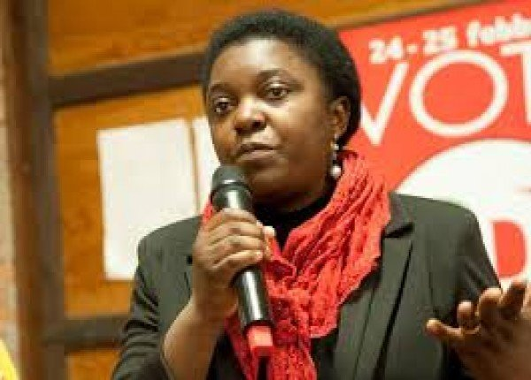 Cecile Kyenge has been criticized by league members in Italy.
