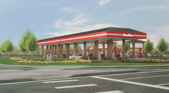 The controversial RaceTrac gas station and convenience store that was planned for the corner of Wesley Chapel Road and Snapfinger ...