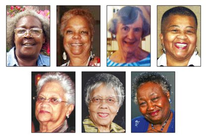 "Fifteen golden agers will vie for DeKalb ""Senior of the Year"" on May 18 at Saint Philip AME in Atlanta."