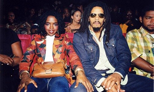 lauryn hill and rohan marley relationship advice