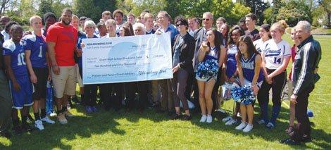 Two powerhouses help Grant High School