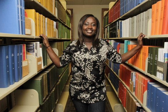 Mireille Kibibi's march to the graduation stage at Berry College was tough -- laden with the burdens of war. As ...