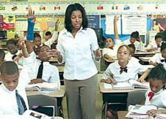According to a new report by the American Association of Colleges for Teacher Education, a national organization that analyzes teacher ...