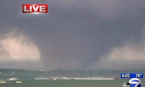 2 mile wide tornado hits oklahoma  30 children feared dead