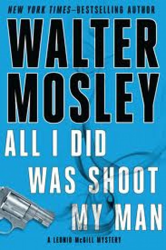 """All I Did Was Shoot My Man"" is the latest in the McGill series but it can be read as ..."