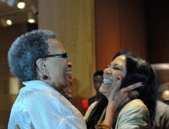 Sheila E was in town May 16 to perform at a tribute concert celebrating the life of the late Chuck ...