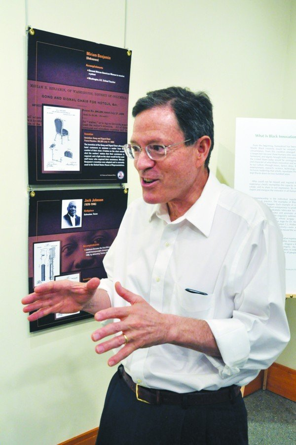 John R. Whitman is one of seven co-founders and the executive director of the Museum for Black Innovation and Entrepreneurship, which is seeking a permanent space either in Ward 7 or Ward 8.
