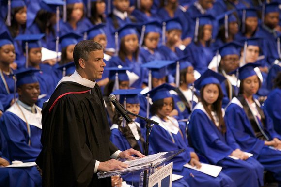 Parents and education and community advocates bemoan the low graduation rates in D.C., saying that like the city's burgeoning truancy ...