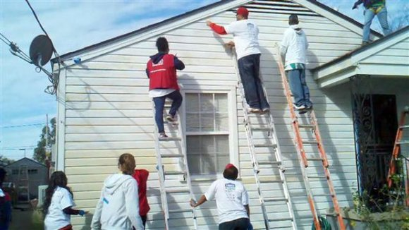 April 27 is National Rebuilding Day — marking the culmination of a month-long call to service to help struggling low-income ...