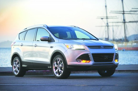 The Ford Escape is one of our all-time favorite SUVs.