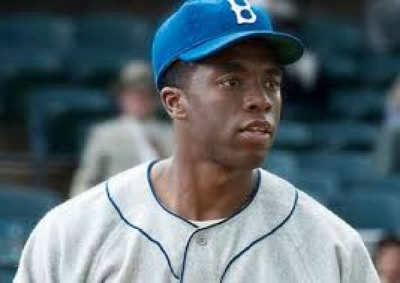 As Major League Baseball celebrates Jackie Robinson's career and legacy, a new film about the legendary Brooklyn Dodger who broke ...