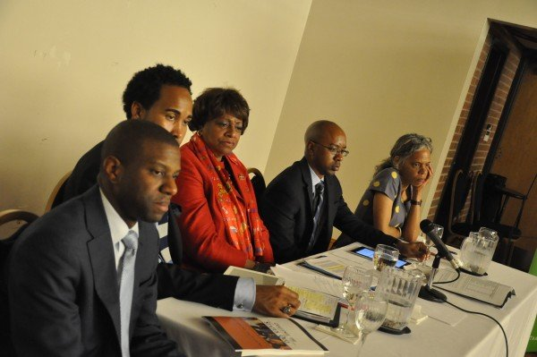 A forum that convened on April 18 at Howard University consisted of a panel of education experts who focused on ways to bring more teacher diversity to the nation's inner-city classrooms.