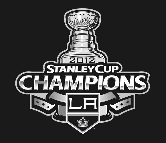 2012 Stanley Cup Champions Los Angeles Kings