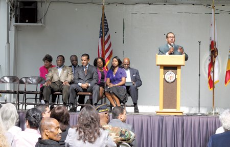 Last Friday, in a quickly assembled celebration at Leimert Park, activists, politicians and community stakeholders exulted over a decision by ...