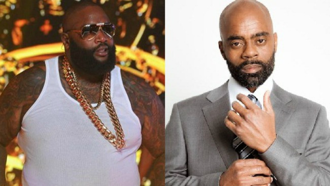 Roberts Auto Group >> Freeway Ricky Ross invites Rapper Rick Ross to Boxing Match | Houston Style Magazine | Urban ...
