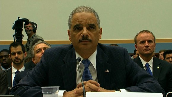 Attorney General Eric Holder, a political lightning rod for Republican critics of the Obama administration, is under fire for two ...