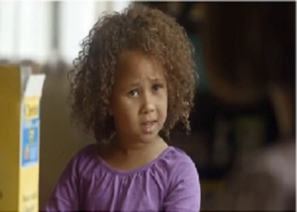 Why is a Cheerios ad featuring a multiracial family causing a stir?