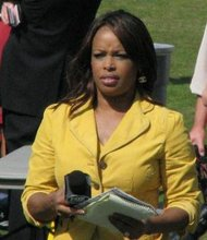 FOX Sports reporter Pam Oliver is an HBCU grad
