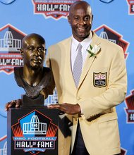 NFL Hall of Famer Jerry Rice attended an HBCU