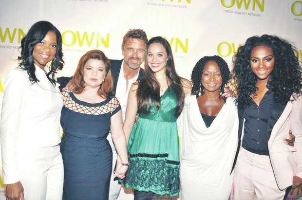 "The Oprah Winfrey Network recently capped off a five-city press tour for its two new scripted Tyler Perry series, ""The Haves and the Have Nots"" and ""Love Thy Neighbor,"" with a festive preview party in New York City. On hand to represent the cast of ""The Haves and the Have Nots"" were Tika Sumpter, John Schneider,