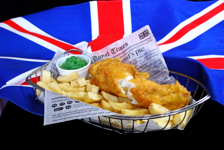 Britain 39 s 10 best fish and chip shops houston style for Fish and chips london