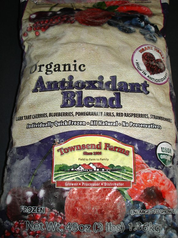 Townsend Farms Inc. of Fairview, Ore., is voluntarily recalling certain lots of its frozen Organic Antioxidant Blend, because it has ...