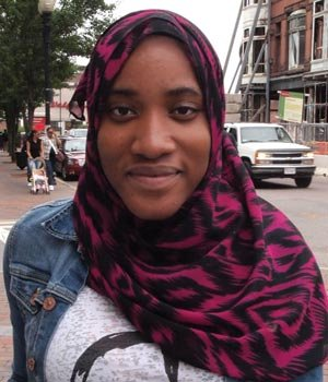 I think no, because it encourages premarital sex.   Aisha Lawal  Student  Roxbury