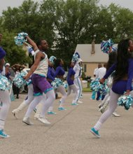 The Baltimore Entertainers Marching Band