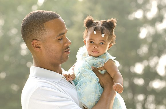 First-time fathers experience many emotions: love, responsibility, protectiveness and even fear.