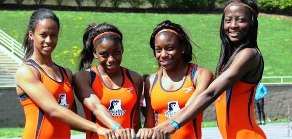 Morgan State Bears: The 2013 outdoor track and field season came to an end, June 5, 2013 for the Morgan ...