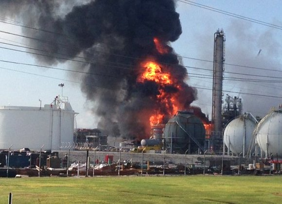 An explosion and fire at a chemical plant in Geismer, Louisana on Thursday, June 13, has resulted in multiple injuries. The William Olefins plant, according to the company web site, produces approximately 1.3 billion pounds of ethylene and 90 million pounds of polymer-grade propylene each year.