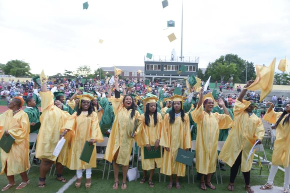 When the last diploma was awarded to Spingarn Senior High School's class of 2013 on Thursday, the moment symbolized the ...
