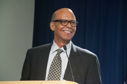Michael L. Lomax, UNCF president and CEO