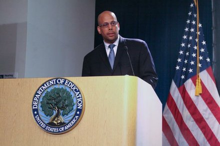 Jim Shelton, U.S. Department of Education deputy secretary
