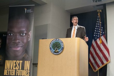 U.S. Department of Education Secretary Arne Duncan