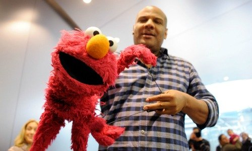 Okay, so this is definitely interesting. Kevin Clash, the former voice of Elmo who resigned his position on Sesame Street ...