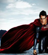 """Man of Steel"" debuts June 14, 2013"