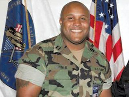 Ex-LAPD officer Christopher Dorner.