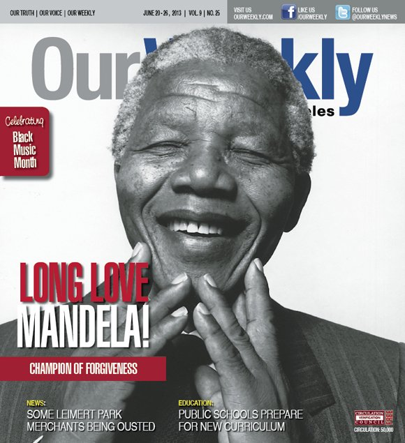The man the world knows as Nelson Mandela was born on July 18, 1918, almost 95 years ago, in Transkei, ...