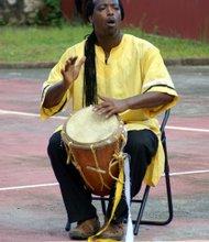 James Lovell wants to preserve the Garifuna language